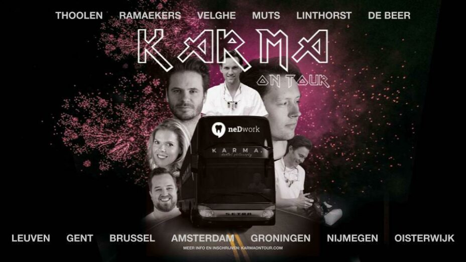 Karma on tour image