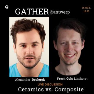 Ceramics vs composite